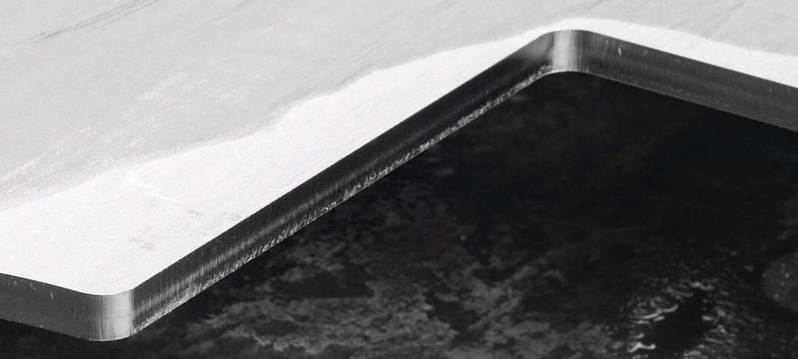 cięcie laserem - milamet